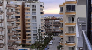 What does the price of budget real estate in Alanya consist of?