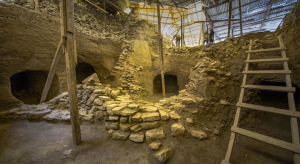 The number of tourist sites will be supplemented ancient tombs in Karabuk